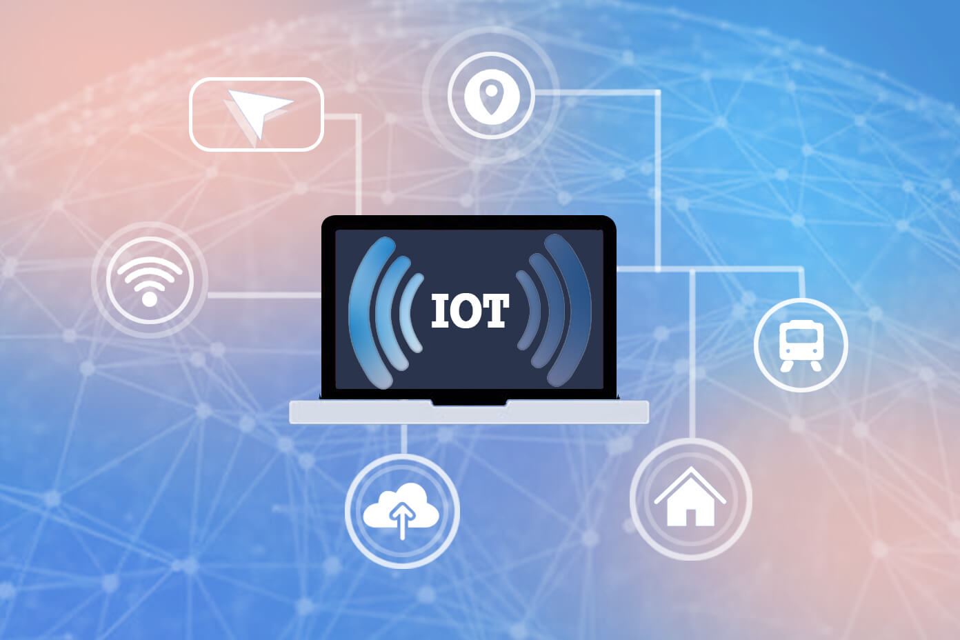 Developing Supply Chain Efficiency via IoT